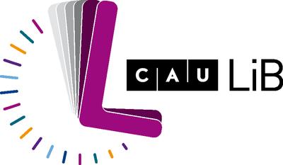 Logo des Programms Lehramt in Bewegung an der CAU (CAU-LiB)