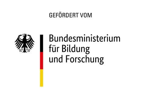 Logo Gefördert vom Bundesministerium für Bildung und Forschung